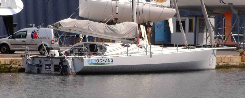 Maintenance de OceanoScientific Explorer chez V1D2